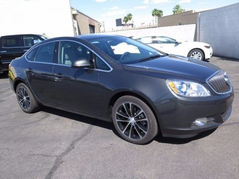 New 2016 Buick Verano Sport Touring FWD 4dr Car