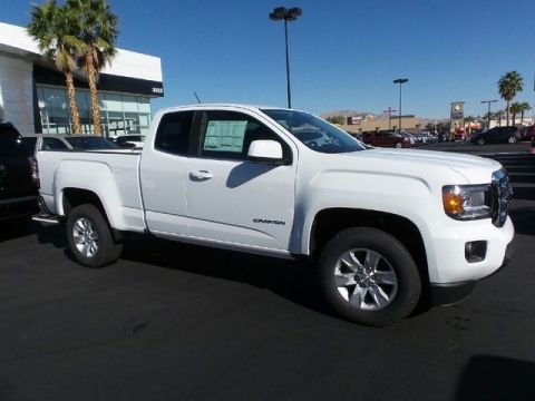 New GMC Canyon 2WD SLE